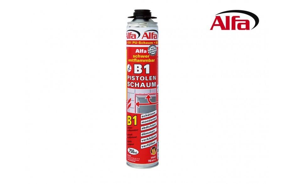 Schwer entflammbarer B1 Brandschutzschaum 750 ml