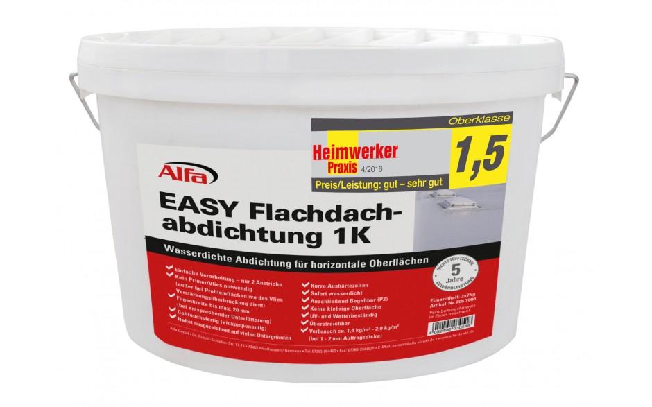 EASY Flachdachabdichtung 1K (EASY-Flachdach)